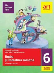 Limba şi literatura română pentru clasa a VI-a. Semestrul al II-lea (ISBN: 9786060030065)