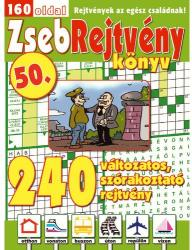 ZsebRejtvény Könyv 50 (ISBN: 9771588580505)