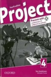 Project Fourth Edition 4 Pracovní sešit - Hutchinson, Hardy-Gould T. ; , Trnová J. ; , M (ISBN: 9780194764889)