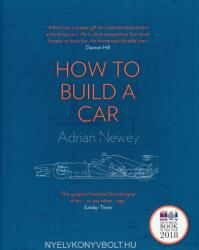 How to Build a Car - Adrian Newey (ISBN: 9780008196806)