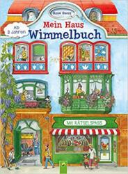 Mein Wimmelhaus (ISBN: 9783849900991)