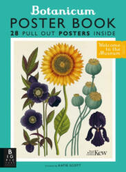 Botanicum Poster Book (ISBN: 9781783706303)