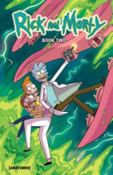 Rick and Morty Hardcover Book 2 (ISBN: 9781620104392)