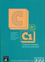 C de C1: Libro del alumno (ISBN: 9788416273485)
