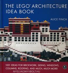 Lego Architecture Ideas Book - Alice Finch (ISBN: 9781593278212)