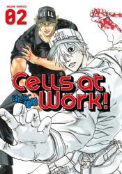 Cells At Work! 2 - Akane Shimizu (ISBN: 9781632363572)