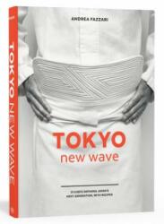 TOKYO NEW WAVE - Andrea Fazzari (ISBN: 9780399579127)
