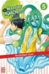 Die Monster Mdchen 05 (ISBN: 9782889216116)