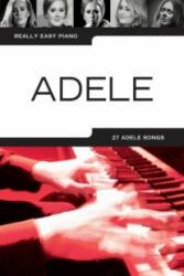 Really Easy Piano - Adele (ISBN: 9781785582233)