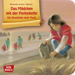 Das Mädchen mit der Perlenkette - Die Geschichte einer Flucht - Alexander Jansen, Maneis (ISBN: 9783769823028)