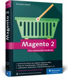 Magento 2 - Alexander Steireif (ISBN: 9783836242318)