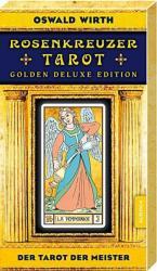 Rosenkreuzer Wirth Tarot - Der Tarot der Meister. Golden Deluxe Edition (ISBN: 9783943012958)