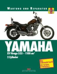 Yamaha XV Virago 535-1100cm3 - Alan Ahlstrand, John Haynes (ISBN: 9783667109873)