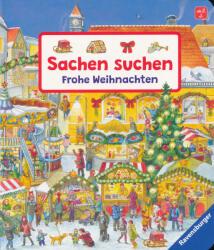 Sachen suchen - Frohe Weihnachten - Susanne Gernhäuser, Anne Suess (ISBN: 9783473435968)