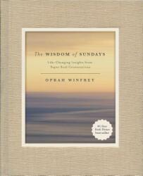WISDOM OF SUNDAYS - Oprah Winfrey (ISBN: 9781250138064)