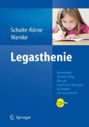 Legasthenie - Gerd Schulte-Körne, Andreas Warnke (ISBN: 9783540488521)