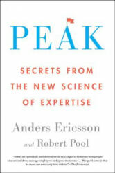 Peak: Secrets from the New Science of Expertise (ISBN: 9780544947221)