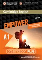 Cambridge English Empower Starter Presentation Plus with Student's Book and Workbook (ISBN: 9781107466081)