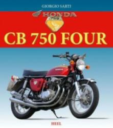 Honda CB 750 Four (ISBN: 9783868528992)