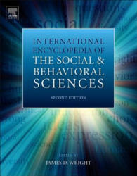 International Encyclopedia of the Social & Behavioral Sciences (ISBN: 9780080970868)