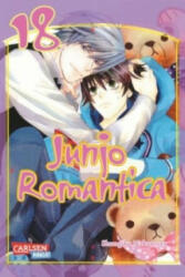 Junjo Romantica. Bd. 18 - Shungiku Nakamura, Alexandra Klepper (ISBN: 9783551757852)