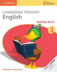 Cambridge Primary English Activity Book Stage 3 Activity Book (ISBN: 9781107682351)