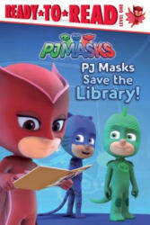 PJ Masks Save the Library! - Daphne Pendergrass, Style Guide (ISBN: 9781481488921)
