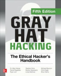 Gray Hat Hacking the Ethical Hacker's Handbook, Fifth Edition (ISBN: 9781260108415)