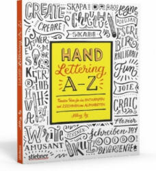 Hand Lettering A-Z - Abbey Sy (ISBN: 9783830714415)