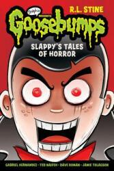 Slappy's Tales of Horror (ISBN: 9780545835954)