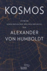 Alexander von Humboldt - Kosmos - Alexander von Humboldt (ISBN: 9783847700142)