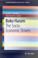 Boko Haram - Lucky E. Asuelime, Ojochenemi David (ISBN: 9783319212296)