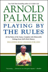 Arnold Palmer Playing by the R - Palmer/Eubank (ISBN: 9780743490238)