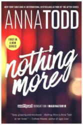 Nothing More - ANNA TODD (ISBN: 9781501152870)