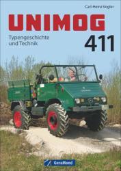 Unimog 411 (ISBN: 9783862456055)