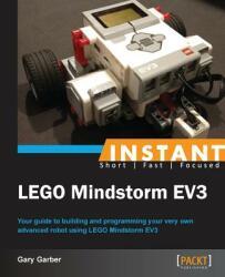 Instant Lego Mindstorm Ev3 (ISBN: 9781849519748)