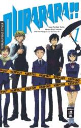 Durarara! ! 01 - Ryohgo Narita, Akiyo Satorigi, Suzuhito Yasuda, Constantin Caspary (ISBN: 9783770495795)