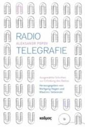 Radiotelegrafie - Aleksandr Popov, Wolfgang Hagen, Wladimir Velminski (ISBN: 9783865993175)