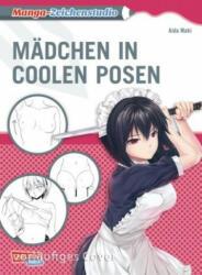 Mädchen in coolen Posen - Aida Maki, Hiro Yamada (ISBN: 9783551736871)