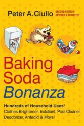 Baking Soda Bonanza, 2nd Edition (ISBN: 9780060893422)