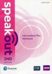 Speakout Intermediate Plus 2nd Edition Workbook (ISBN: 9781292212425)