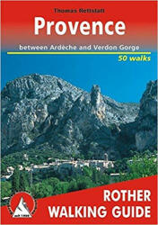 Provence - Rother Walking Guide (2000)