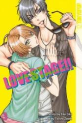 Love Stage! ! . Bd. 3 - Eiki Eiki, Taishi Zaoh (ISBN: 9783842008137)