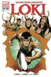 Loki. Bd. 2 - Al Ewing, Lee Garbett (ISBN: 9783957987495)
