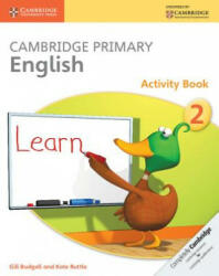 Cambridge Primary English Stage 2 Activity Book (ISBN: 9781107691124)
