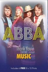 THANK YOU FOR THE MUSIC INCLUDES 6 PRINT - ABBA (ISBN: 9781464303326)