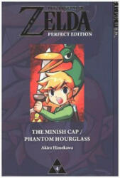 The Legend of Zelda - Perfect Edition 04 (ISBN: 9783842032712)