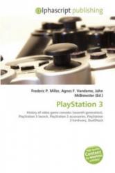 PlayStation 3 - Frederic P. Miller, Agnes F. Vandome, John McBrewster (ISBN: 9786130051891)