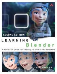 Learning Blender - Oliver Villar (ISBN: 9780134663463)