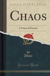 Altair Altair - Chaos - Altair Altair (ISBN: 9781330452134)